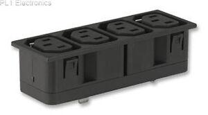 SCHURTER-4752-4000-Buchse-IEC-4WAY-1-5MM