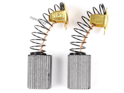 2pc Carbon Motor Brushes 7x 11x 16mm Spare Part Electric Power Hammer Drill Tool