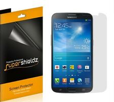 6X Supershieldz HD Clear Screen Protector Film Cover For Samsung Galaxy Mega 6.3