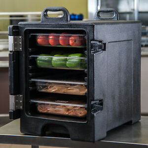 Insulated Catering Hot Cold Chafing Dish Food Pan Carrier Box ...