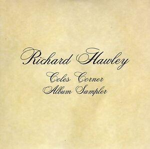 RICHARD-HAWLEY-COLES-CORNER-CD-SAMPLER-PROMO-CARPETA-CARTON