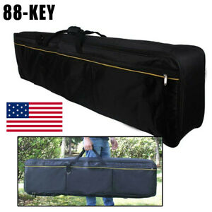Portable-88-Key-Keyboard-Electric-Piano-Bag-Padded-Cloth-Carry-Case