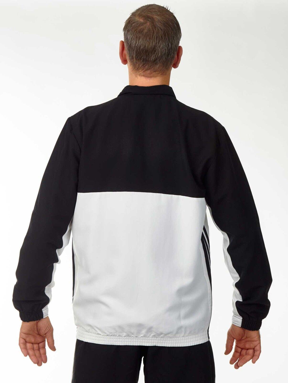 ADIDAS® T16 HERREN Hoodie Männer Team Sweater Pullover rot