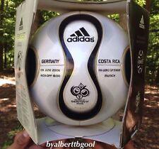 New Adidas Teamgeist Germany vs Costa Rica FIFA World Cup 2006 No Jabulani Tango