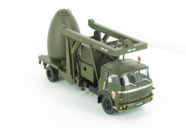 1 43 Ixo Berliet VTC Nukleartransporter Berliet 13 13 13 473f62