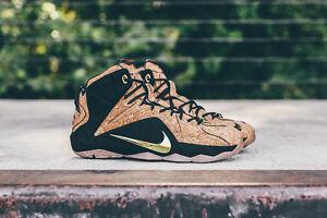 Cheap Nike Lebron 12 Sale Cork