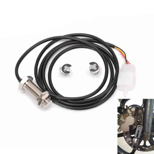 Digital ATV Odometer Sensor Cable Magnet for Motorcycle Speedometer Tachometer