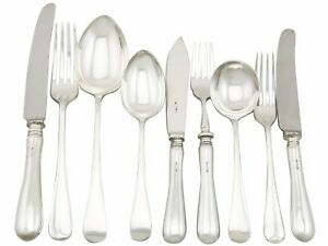 Sterling-Silver-Canteen-of-Cutlery-for-6-Persons-by-William-Yates-Ltd-54-pieces
