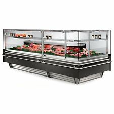 Infrico Usa Idc Vbc90aarscp 73 Red Meat Deli Display Case