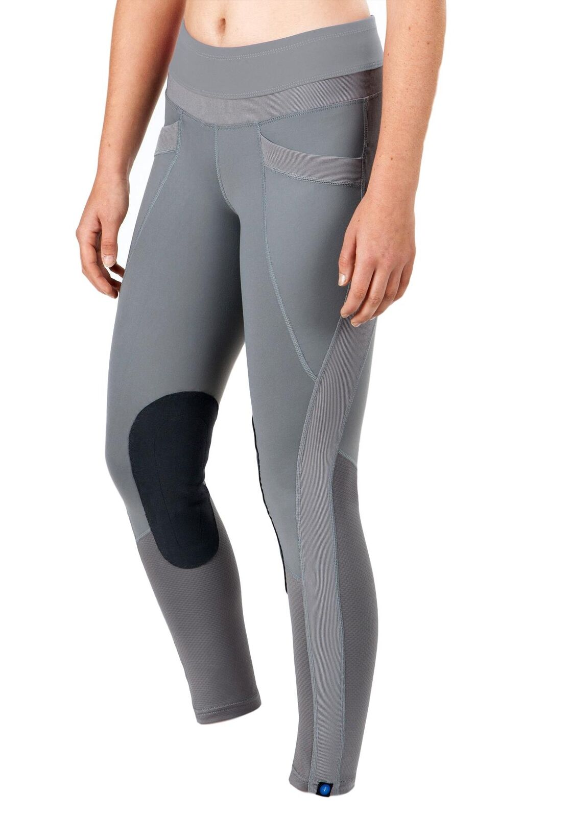 Irideon Synergy Tights with Muscle-Supporting Fabric Panels Ladies