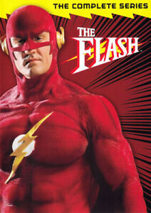The-Flash-1990-The-Complete-Series-6-Disc-DVD-NEW