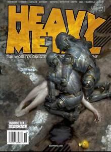 Heavy-Metal-Magazine-294-Ministry-Al-Jourgensen-Special-Grant-Morrison-New-NM