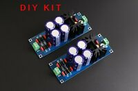High-end Psu Kit Lt1083cp Pro Linear Adjustable Regulated Dc Power Supply Kit