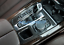 Carbon Fiber Central Control Mode Button Cover Trim For BMW X5 F15 X6 F16 15-19