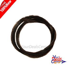 """Charmant Haute Qualité Mongolie Bass Bow Horse Hair 32""""-afficher Le Titre D'origine Apparence éLéGante"""