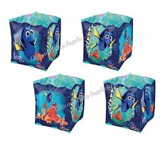 Finding Dory Multi Sided Cubez Balloon Birthday Party Supplies Decorations CUBE