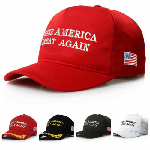 MAGA Make America Great Again Hat Men USA Baseball Cap President Donald Trump U