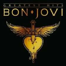 "Bon JOVI ""GREATEST HITS"" CD 16 tracks nuovo"