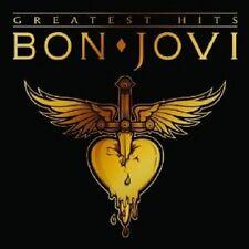 "BON JOVI ""GREATEST HITS"" CD 16 TRACKS NEU"