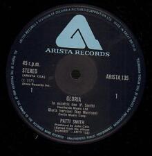 """Patti Smith(12"""" Vinyl)Gloria-Arista-ARISTA 135-UK-1975-Ex/Ex"""