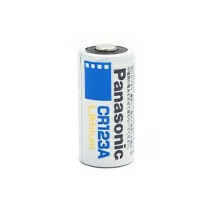 PANASONIC-CR123A-Photo-Lithium-Battery-3V-1-Piece-BNew-Authentic