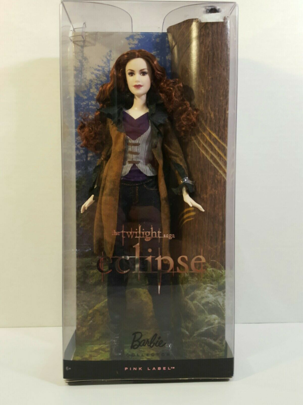 Victoria Collector Doll ~ Barbie Pink Label Collection Twilight Saga Eclipse