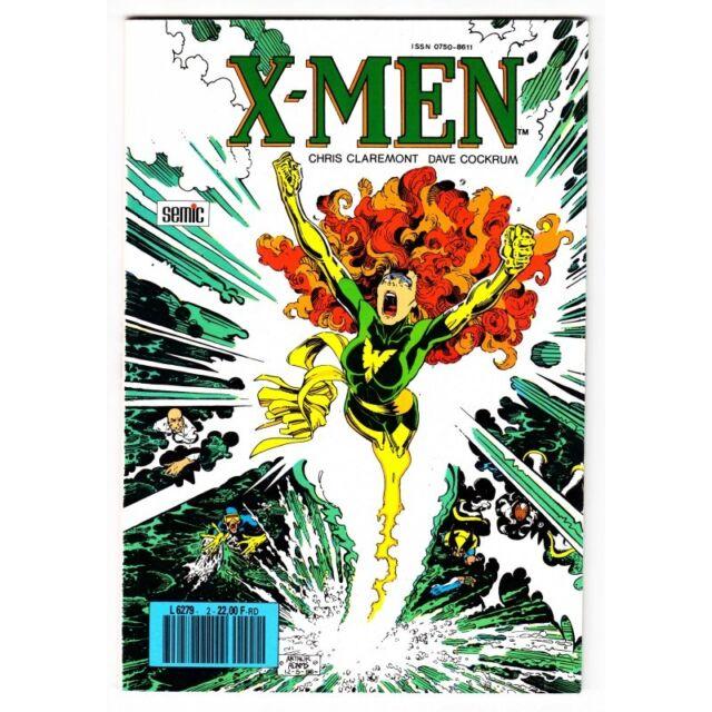 X-Men / X-Men Saga (Semic) N° 2 - Comics Marvel