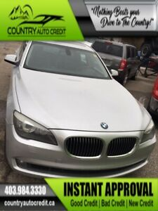 2009 BMW 7 Series 750Li | Everyone Approved | Inhouse Available