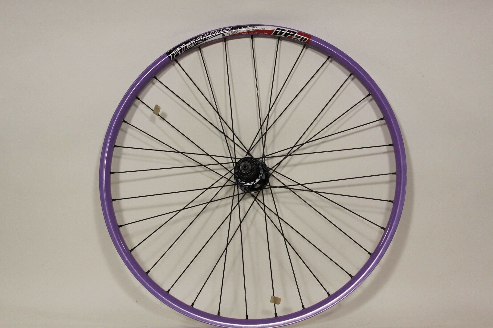 26 inch Disc Wheelset Alex DP20 & Origin8 Hub 8-9-10 Spd 135 & 100mm 9mm QR WS7