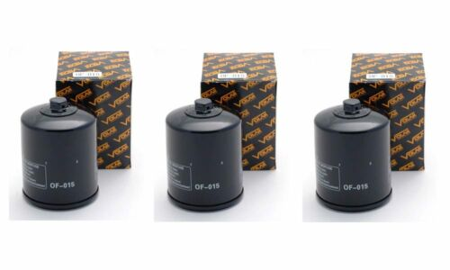 1999-2006 Harley Road Glide FLTRI F//I Oil Filter 3 pieces
