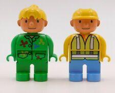 "LEGO DUPLO WENDY GIRL for BOB the BUILDER HELPER 2.5/"" FIGURE Excellent Rare #1"