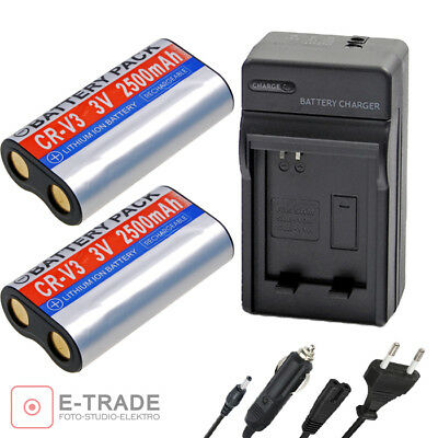 S30 230 33L S40 33LF Battery Charger Pentax CRV3 Optio 30 43WR 330GS S45