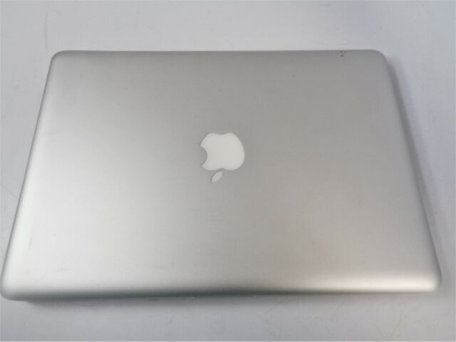 """Apple MacBook Pro 13.3"""" A1278 i7-2640m 2.8GHz 8GB RAM 500GB HDD OS 10.13.6"""