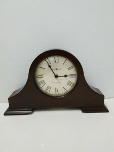 Howard-Miller-Mantel-Clock-Westminster-Chimes-Model-635-165-Keeps-Time