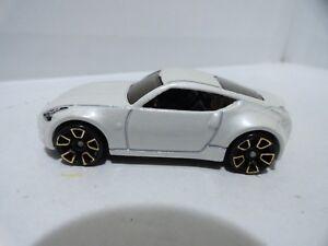 Rare 2011 Hot Wheels Faster Than Ever Nissan 370z Nismo Ebay