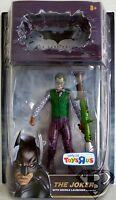 The Joker Heath Ledger Dark Knight 6 Movie Masters Figure W/ Launcher Tru 2009