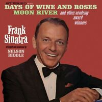 Frank Sinatra - Days Of Wine & Roses: Moon River & Other Academy [new Cd] on sale