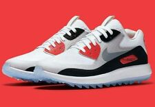 b9f96ad3b688 item 3 NIKE AIR ZOOM 90 IT GOLF SHOES SIZE 8.5 INFRARED 844569 101 RORY  MCILROY AIR MAX -NIKE AIR ZOOM 90 IT GOLF SHOES SIZE 8.5 INFRARED 844569  101 RORY ...