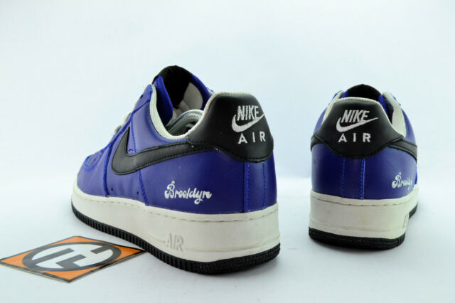 size 40 c07c0 f1f88 Frequently bought together. Nike Air Force 1 Brooklyn ...