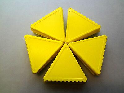 100 Eiskratzer Für Ihre Werbezwecke In Gelb