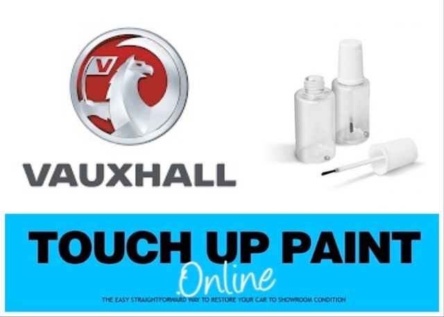 Vauxhall G6v Orange Rock Stone Chip Scratch Repair Kit Touch Up Paint