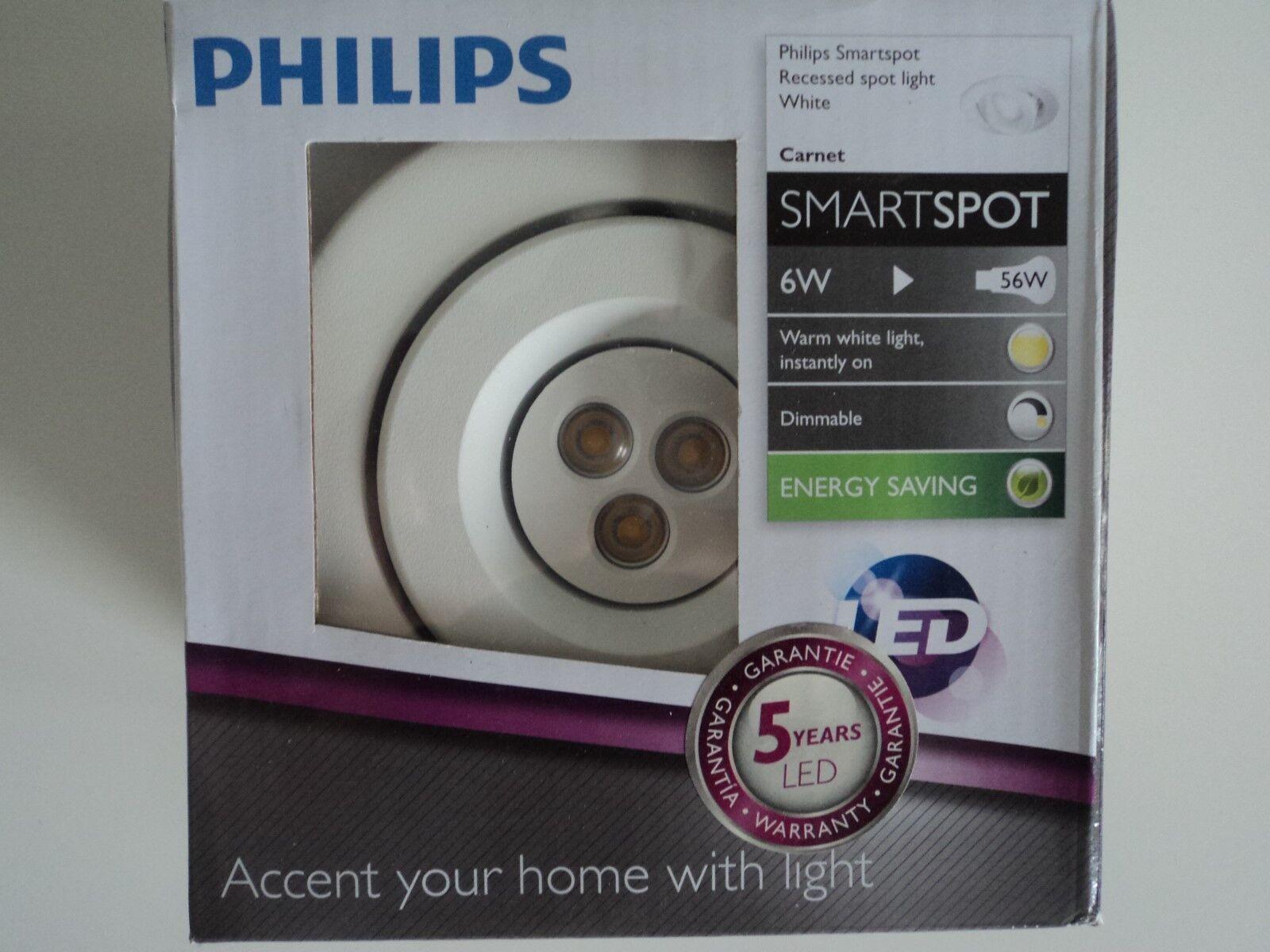 Philips einbauspot einbauspot einbauspot  LED 598553116 Carnet     Um Zuerst Unter ähnlichen Produkten Rang    Hohe Qualität Und Geringen Overhead    Optimaler Preis  3c040b