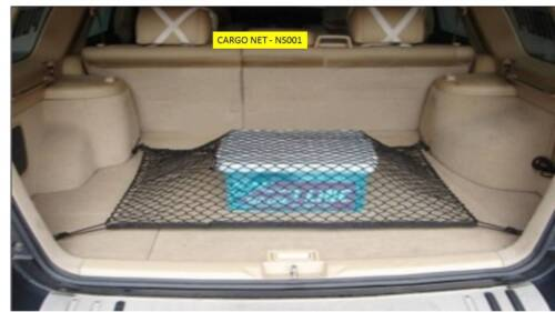 BMW X5 SUV CARGO COVER LUGGAGE NETS BOOT TIDY YT-NS001