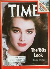 Vintage Antique Time Magazine February 9 1981 Brooke Shields Iran Hostage return