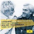 Witold Lutoslawski - Lutoslawski: Piano Concerto; Symphony No. 2 (2015)