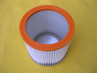 Filter für Caramba AUTO 9.0 Faltenfilter Filtereinsatz Filterpatrone Sauger