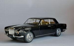 Par98202r - Voiture De Luxe Coupé 2 Portes Rolls-royce Silver Shadow Mpw Couleur
