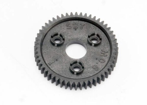 52-tooth 0.8 metric pitch, compat w// 32-pitch - Z-TRX6843 Traxxas Spur gear