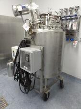 100 Gallon 400 Liter Sanitary Reactorfermentor Full Vacuum Rated