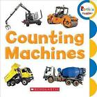 Counting Machines by Various (Board book, 2015)